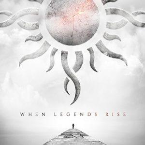Godsmack - When Legends Rise Cover