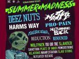 Summer Madness – Hardcore Fest in Krefeld