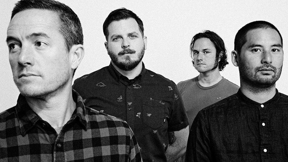 THRICE – Neue Platte im September 2018