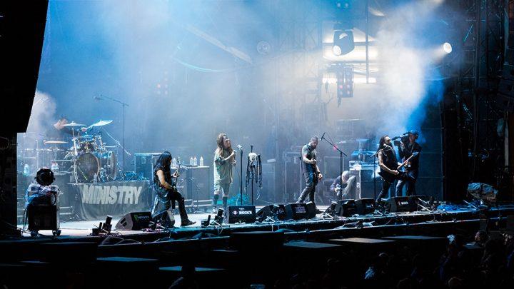 Ministry – Europatour im Sommer 2018