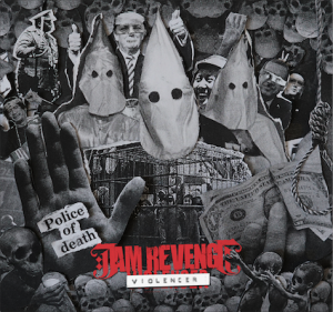 "I Am Revenge - ""Violencer"" Cover"