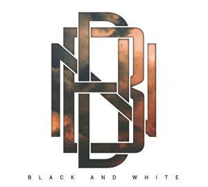 Never Back Down Black & White
