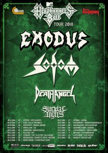 Sodom Tour Poster