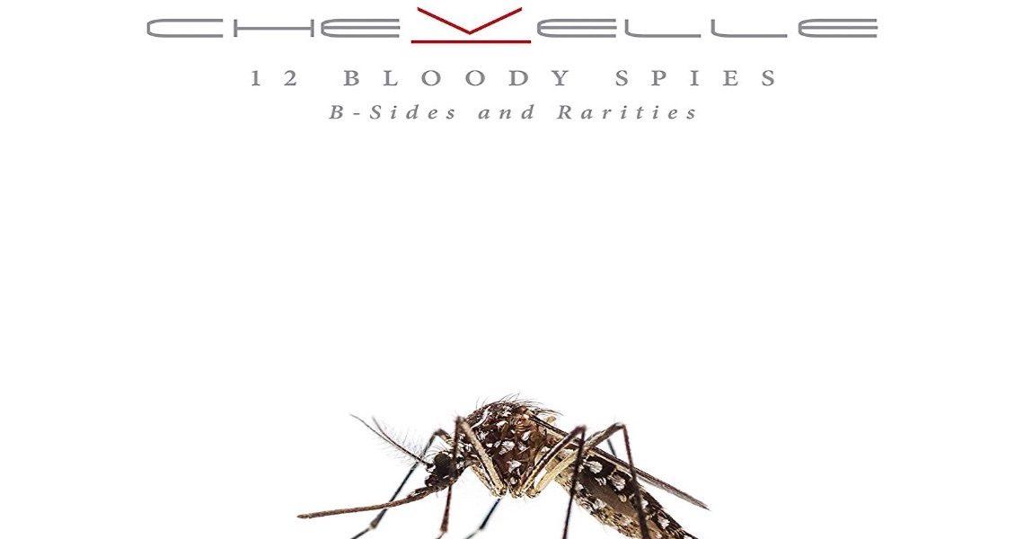 """""""12 Bloody Spies"""" - neues Album von Chevelle"""