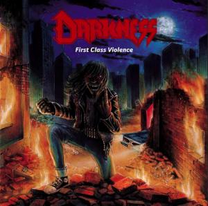 """Darkness – """"First Class Violence"""" erscheint im Herbst"""