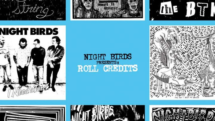 "NIGHT BIRDS - ""Roll Credits"" erscheint im September 2018"