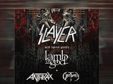 "Slayer – ""Final World Tour"" Part 2 kommt"