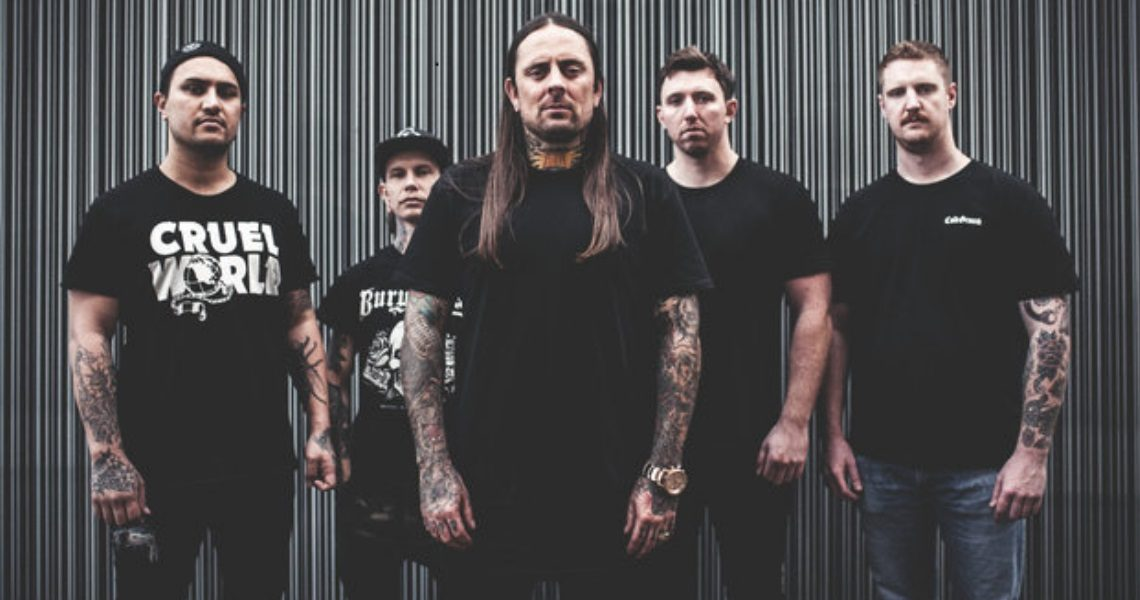 thy art is murder band