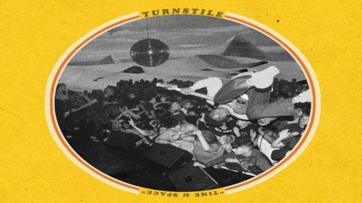 turnstile time&space cover