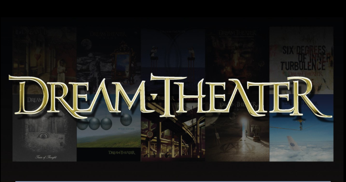 "Dream Theater veröffentlichen ""Distance Over Time"""