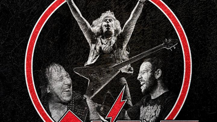 Raven kündigen Live-Album