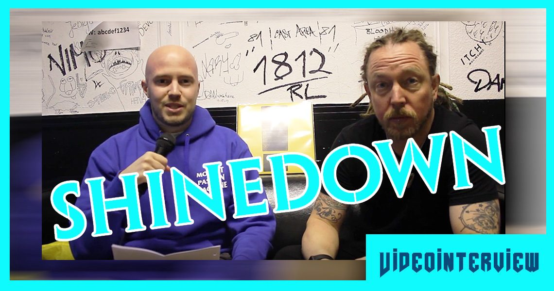 Shinedown – Interview