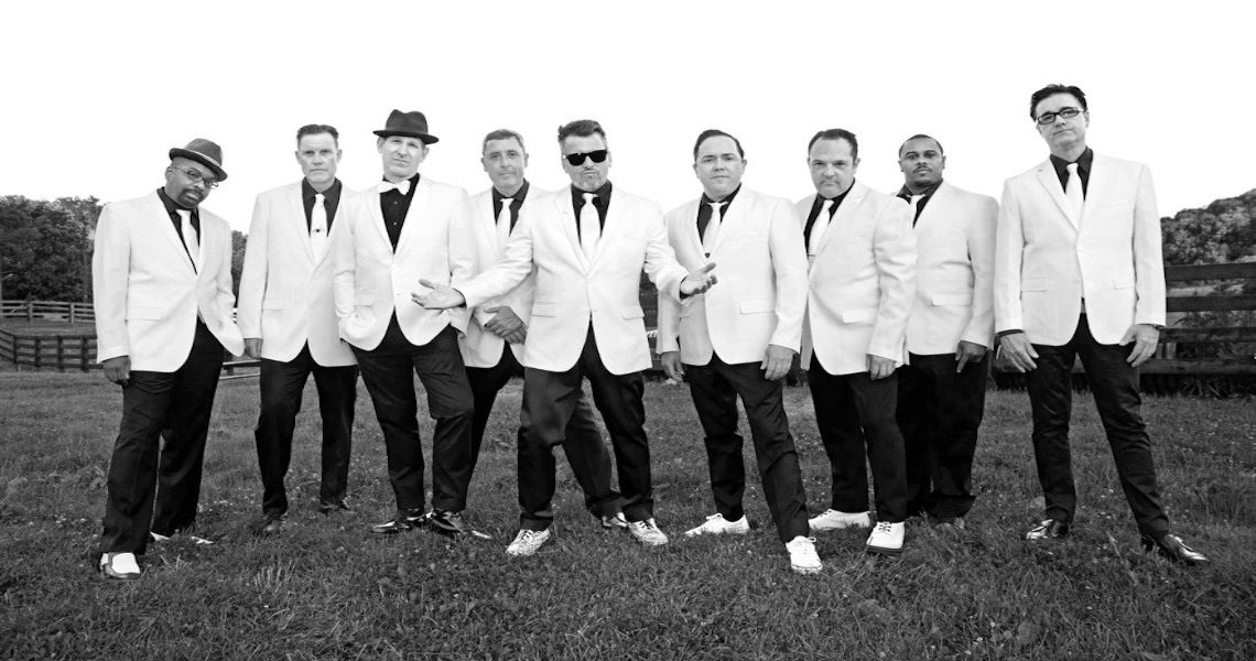 The Mighty Mighty Bosstones auf Tour