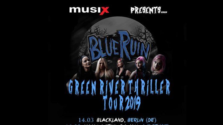 Blue Ruin – Neue Tour