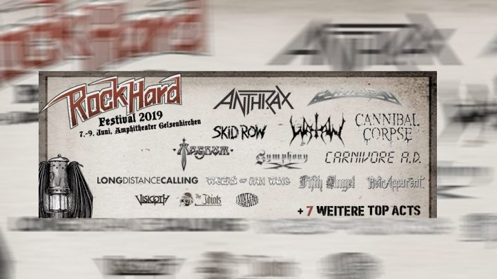 Rock Hard Festival 2019 - Weitere Acts