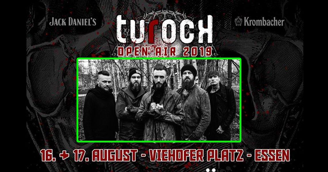 Turock Open Air 2019 – Caliban
