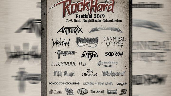 Rock Hard Festival 2019