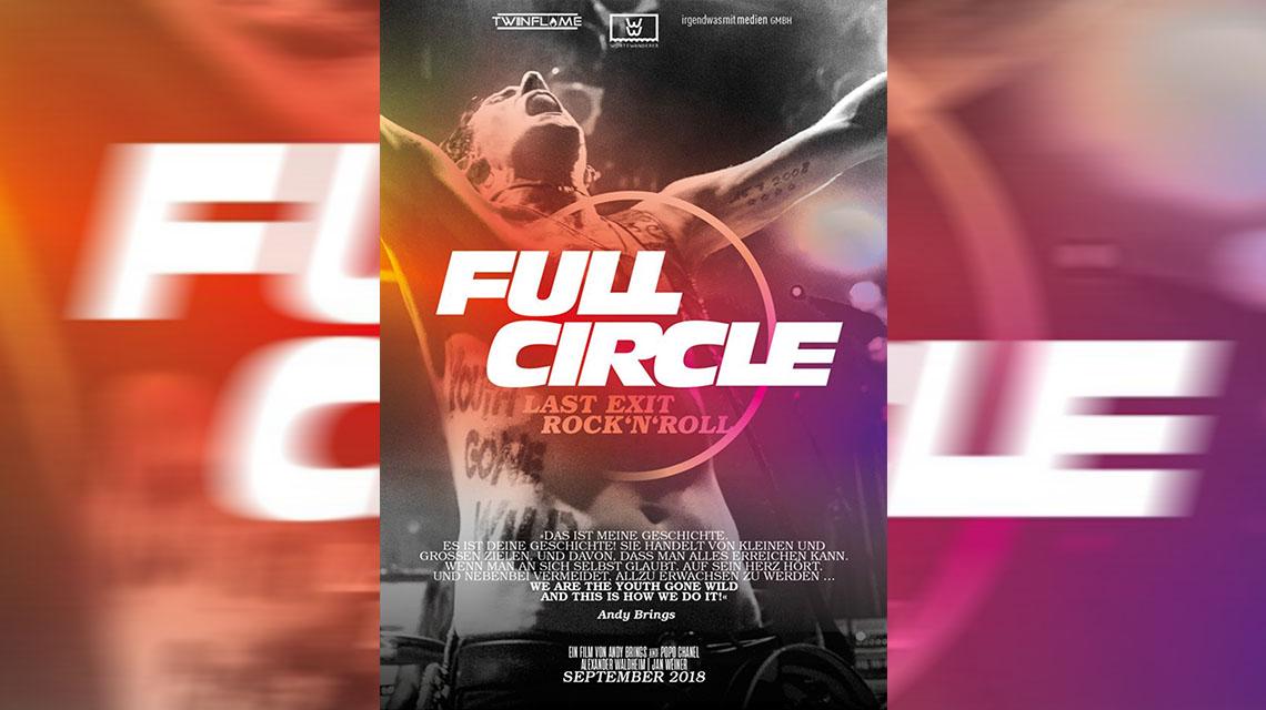 FULL CIRCLE – Last Exit Rock ´N´ Roll