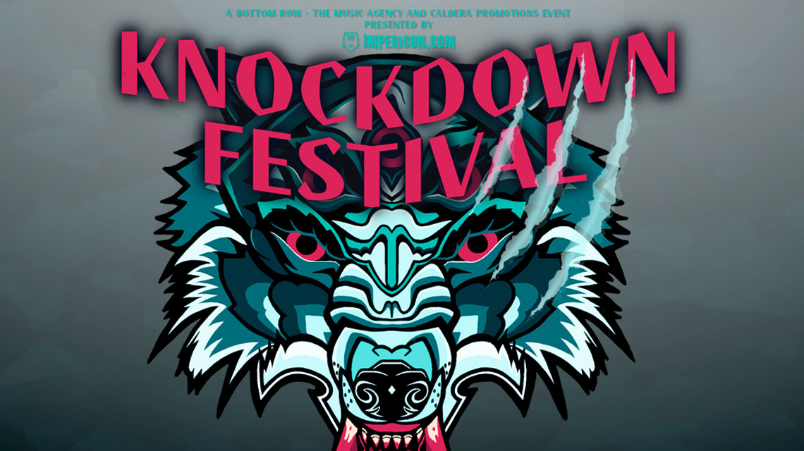 KNOCKDOWN FESTIVAL 2018 – Das Indoor Festival