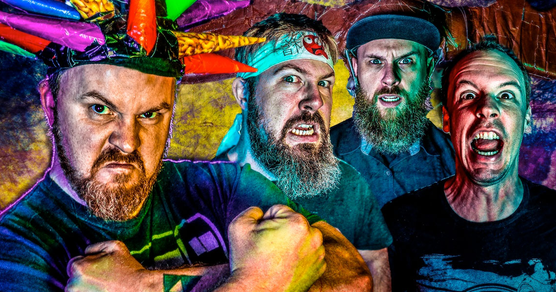 "Psychostick – ""Do"" erschien am 27.07.2018"
