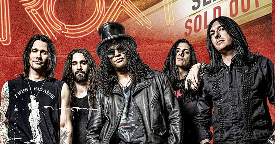 "Slash + Myles Kennedy & The Conspirators – ""Living the Dream"" erscheint"