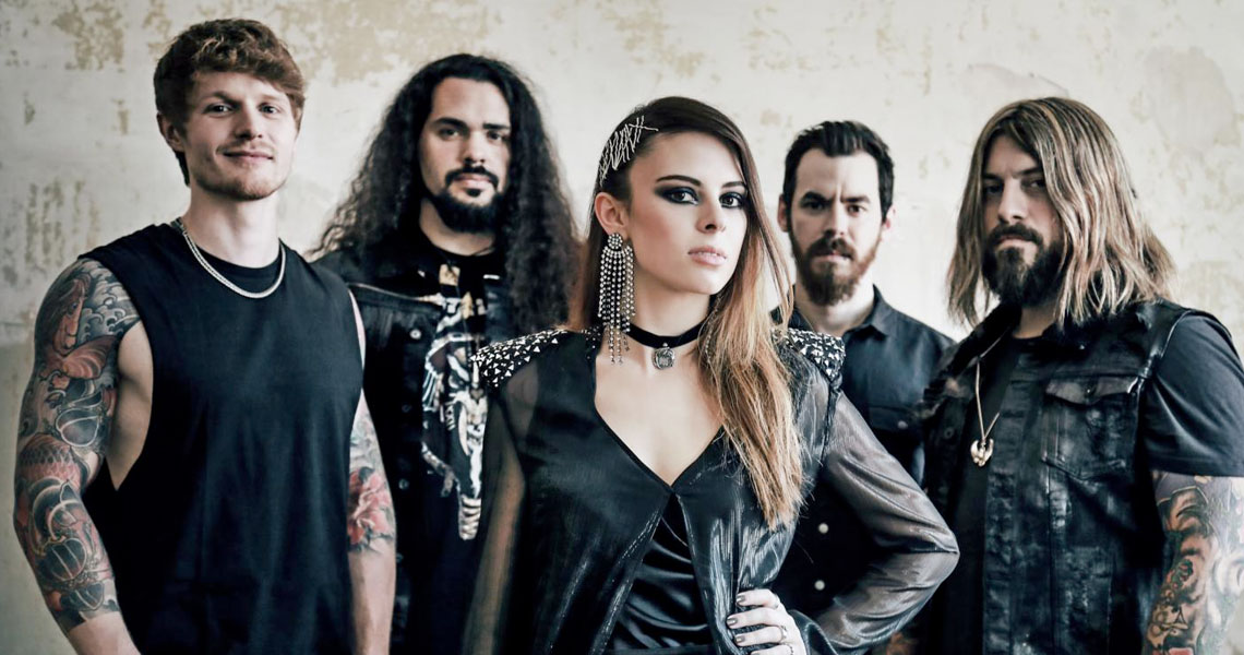 "Beyond The Black – ""Heart Of The Hurricane"" kommt im August"