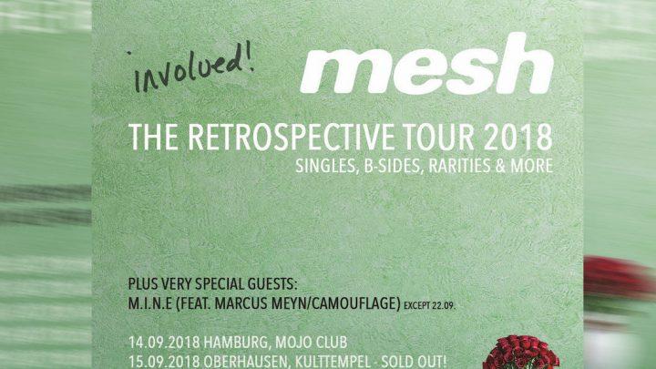 MESH – auf Tour im September