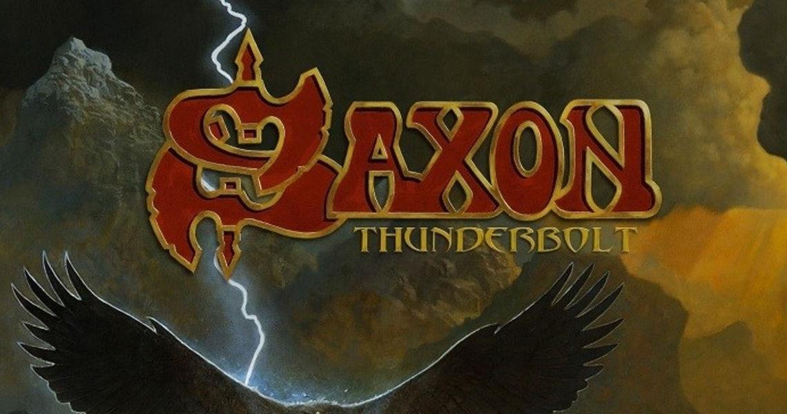 "Saxon – ""Thunderbolt"" Special Tour Edition"