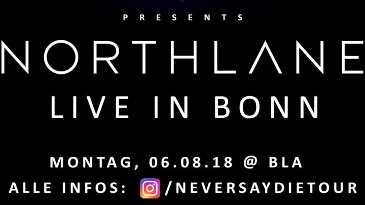 Northlane – Clubshow in Bonn Anfang August
