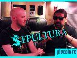 Andreas Kisser – Sepultura Gitarrist im Videointerview