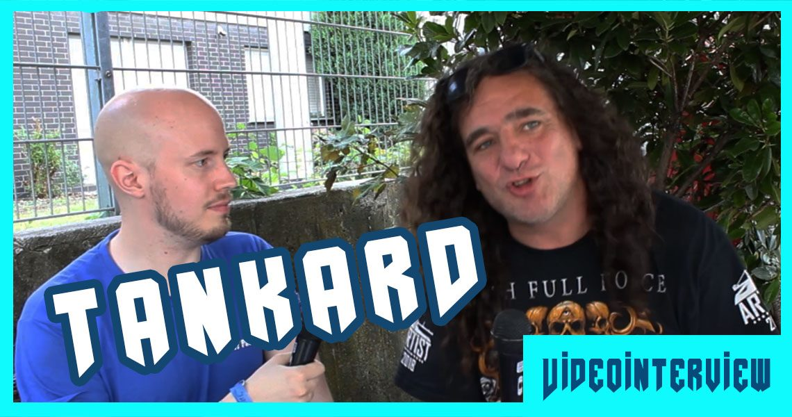 Tankard – Interview auf dem Nord Open Air 2018