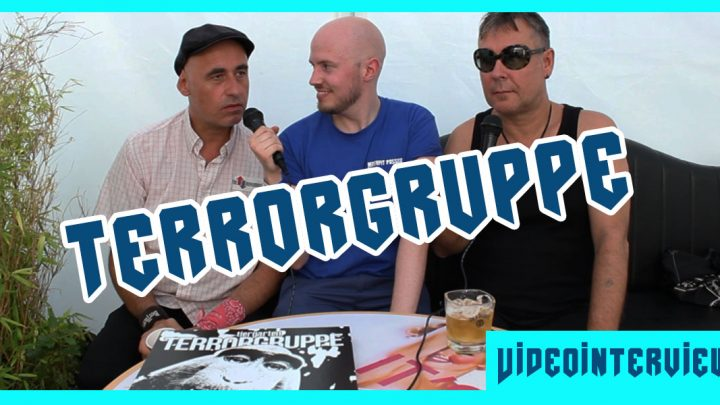 Terrorgruppe – Im Interview auf dem Nord Open Air 2018