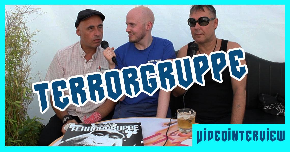 Terrorgruppe – Im Interview auf dem Nord Open Air 2018