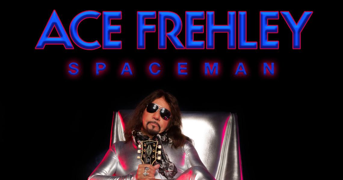 """Ace Frehley – """"Spaceman"""" erscheint"""