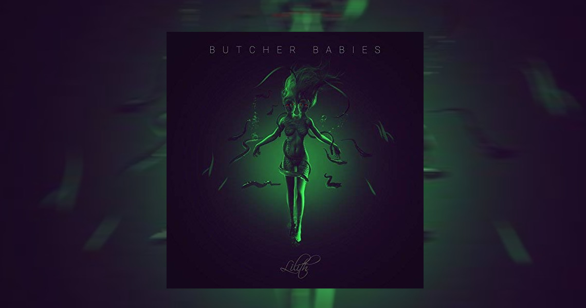 """Butcher Babies – """"Female Metal Voices Tour 2018"""""""
