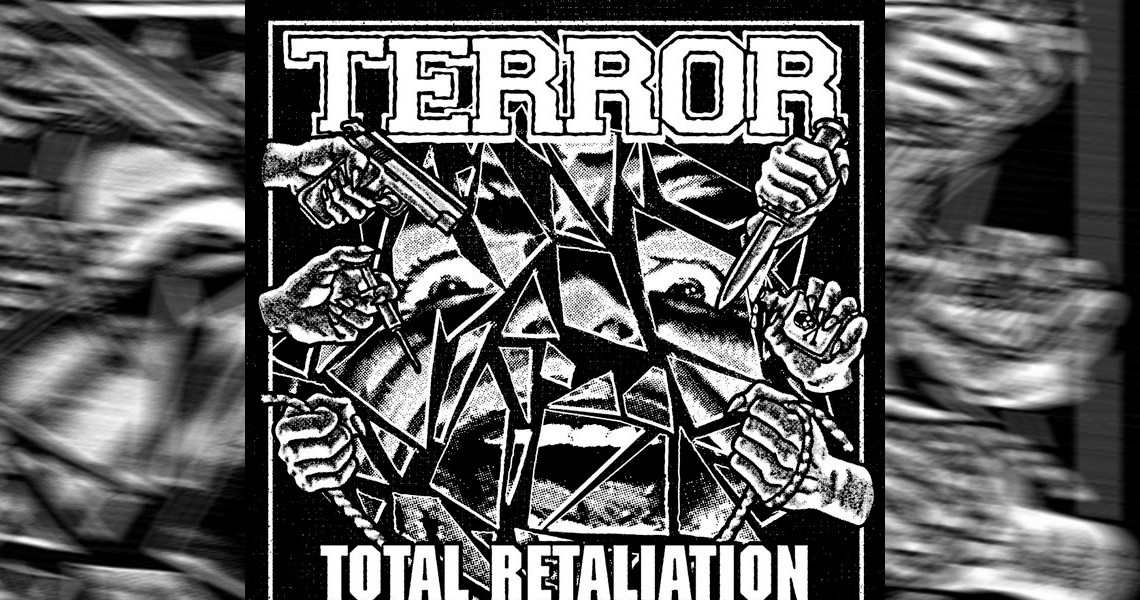 "TERROR – ""Total Retaliation"" kommt Ende September"