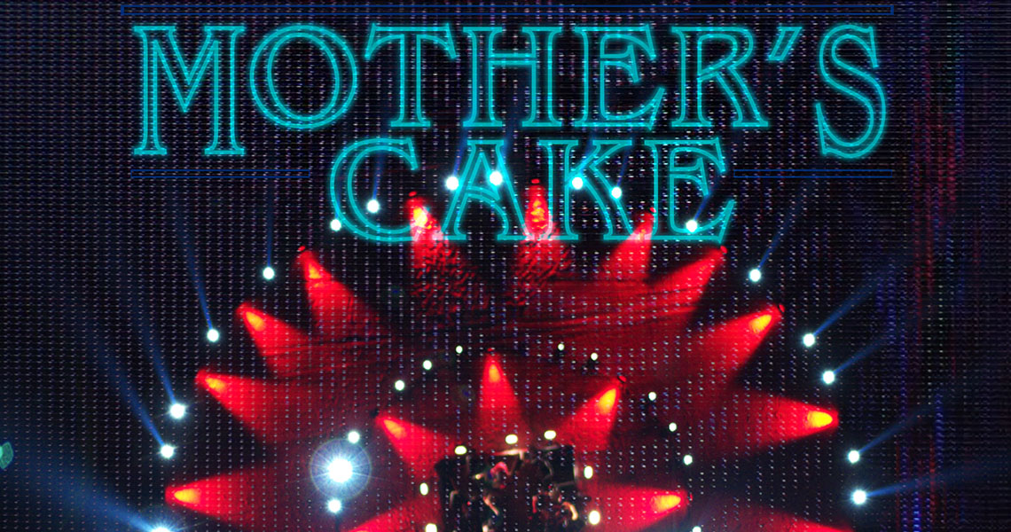 """Mother`s Cake - """"Live At Bergisel"""""""