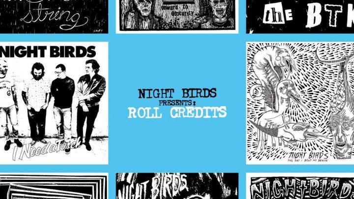 """NIGHT BIRDS - """"Roll Credits"""" erscheint im September 2018"""