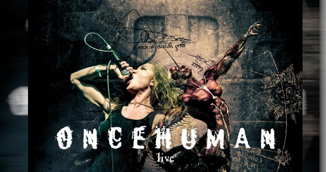 "Once Human – ""Stage of Evolution"" (VÖ: 28.09.18)"