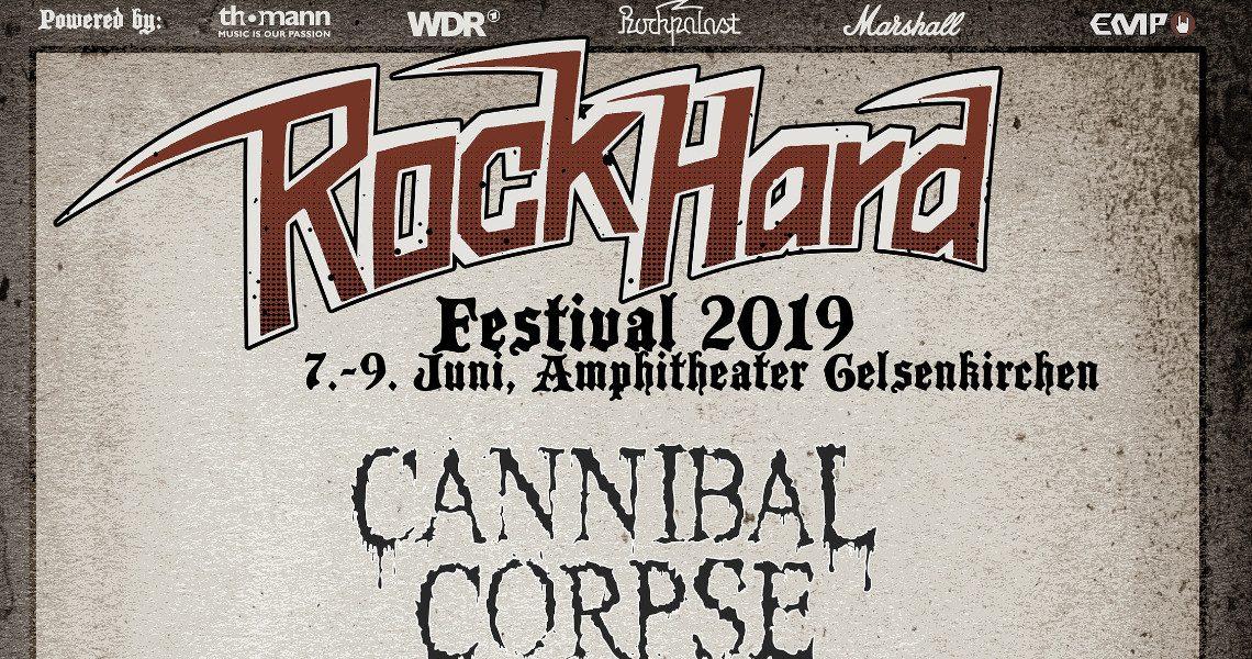 Rock Hard Festival 2019 – unter anderem