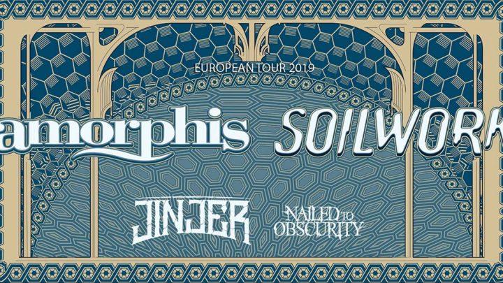 Soilwork – Studio-Trailer #3 und Europa-Tour