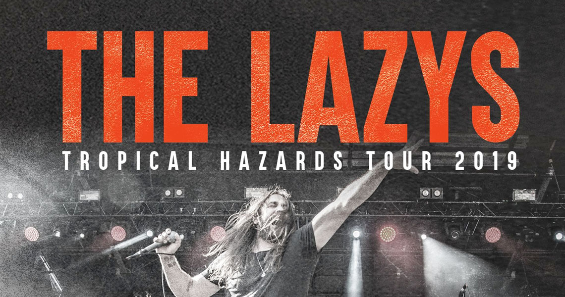 The Lazys – Tour im Februar 2019