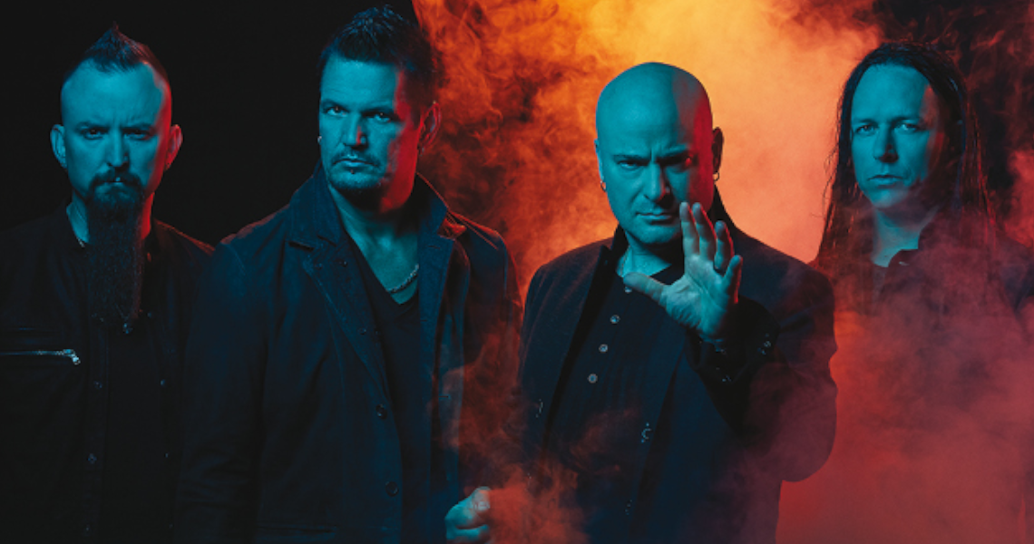 "Disturbed – Mit ""Evolution"""