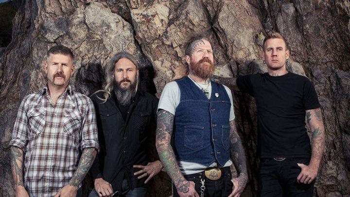 Mastodon – 2019 auf Tour
