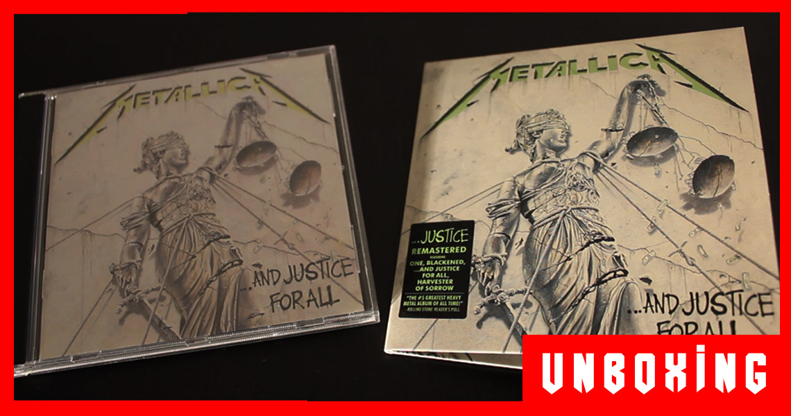 "Metallica –""And Justice for All"""