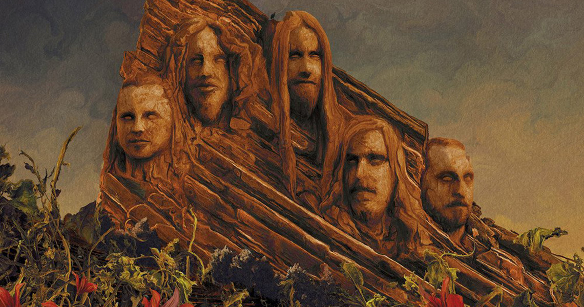 "Opeth – Trailer #2 zu ""Garden Of The Titans"""