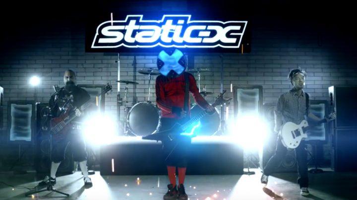 """Static-X veröffentlichen """"Project Regeneration"""""""