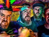"Psychostick – Video zum Song ""Socks & Sandals"""