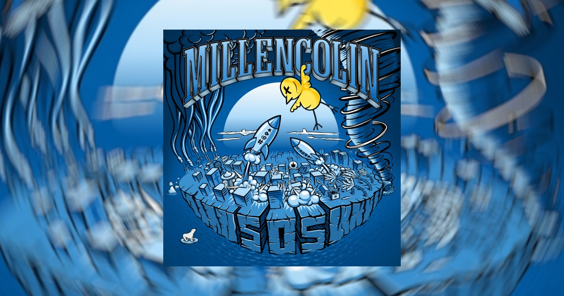 """MILLENCOLIN – Neues Album """"SOS"""""""