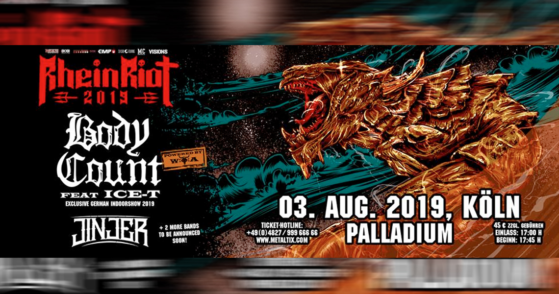 Body Count & JinJer